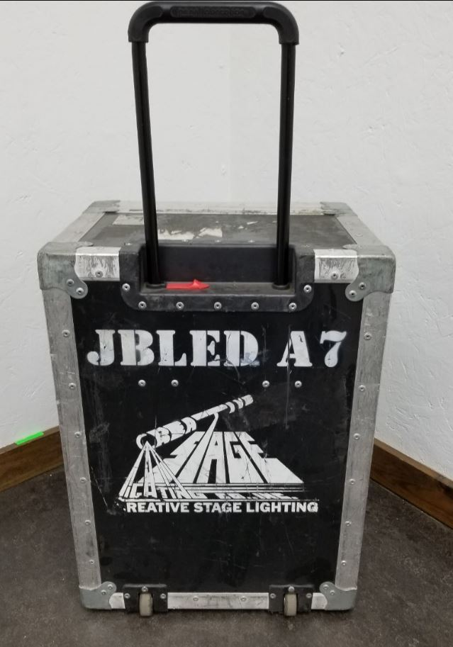 USED Northern Case for JB Lighting A7