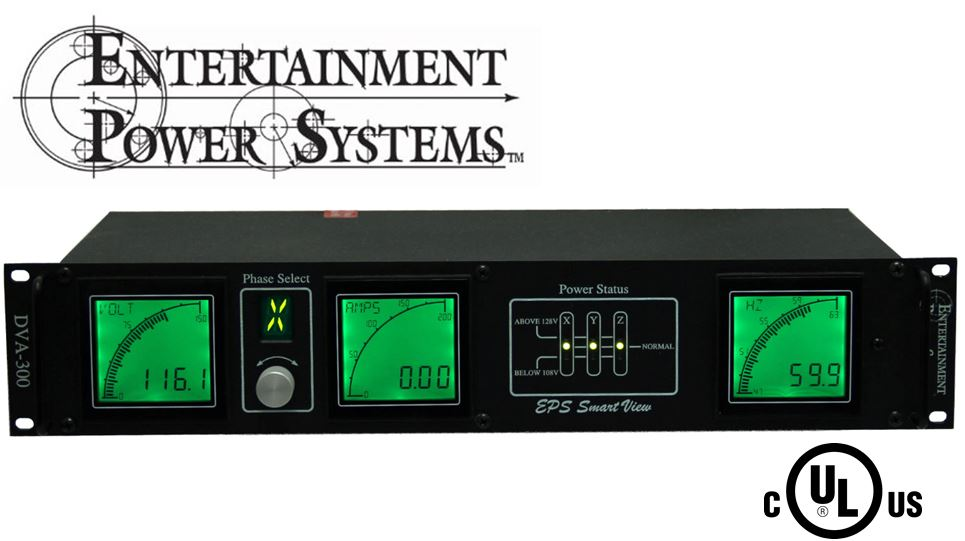 Entertainment Power Systems DVA300