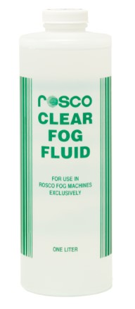 Rosco Fog Fluid-Clear