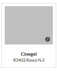 Rosco Cinegel R3402