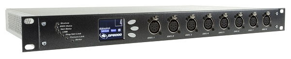 High End Systems Hog DMX 8000 V2