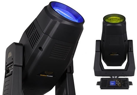 High End Systems SolaHyBeam 2000