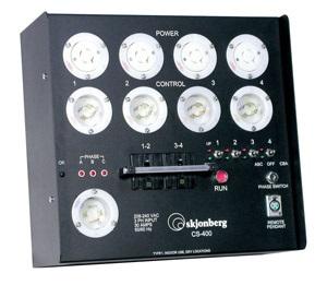 Skjonberg Cs 400 4 Channel Hoist Controller Local Control