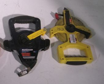 USED 100' Tape Measure
